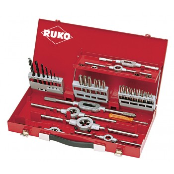 Contimac thread-cutting set hss din 338 for steel - 44 dlg Kits and set tools