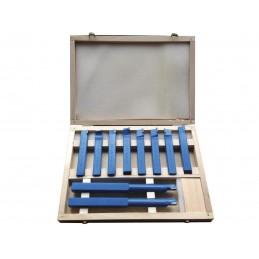 Contimac chisel set 16x16 (10 pcs) profi 1000w Accessories