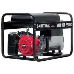 Contimac wgh r26 220 dc welding current group honda Generators