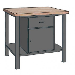 Contimac wp 105 s-c 1000x700x890 workbench Workshop equipment