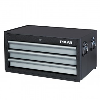 Contimac toolbox - 3 drawers - polar Crates and empty tool boxes