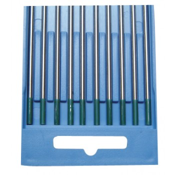 Contimac tungsten electrodes green 3.2 mm (per 10) Accessories for welding and heating tools