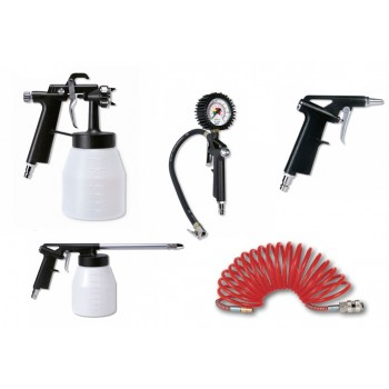 CONTIMAC COMPRESSED NYCA-NYC CARBON KIT SET (5PCS) Compressed air accessories