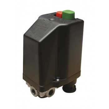 """Contimac pressure switch 3-400v - 4 output 1-4"""""""" (17-23amp)"""" Compressed air accessories"""