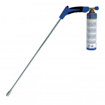 CFH Weed burner PZ 7000 DELUXE (Piezo) + 1 gas can AT2000 Gardening, green spaces and exteriors