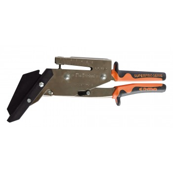 EDMA manual slate shears MAT 35 mm with perforation point Pliers