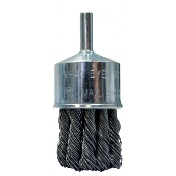 FECIN Industr. brush twisted BT-F-22 (diam.) 30-0,50- 6 mm bar, vrac Industrial Brushes
