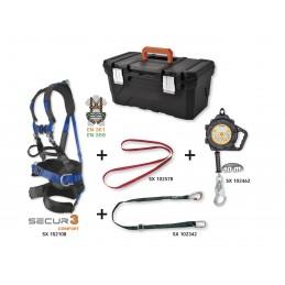 SECURX SECUR-SET 3 - CONSTRUCTOR : SX 102108 + SX 102578 + SX 102342 + SX 102462