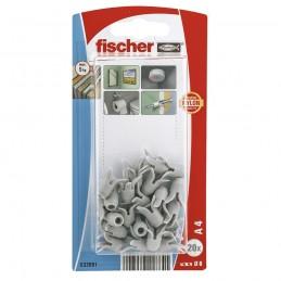 Fischer FU 8X50 S-25 UNI.PL. + SCHR. (25 pcs) Plugs