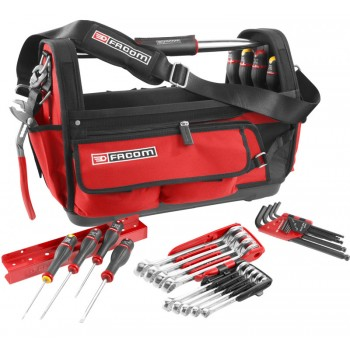Facom BS.T20CM1PB - PROBAG WITH 28 TOOLS Tool cases FILLED