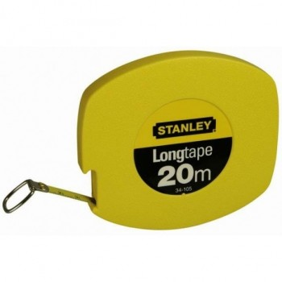 Stanley Mesure Longue Acier 30m - 9,5mm boîteOutils à main
