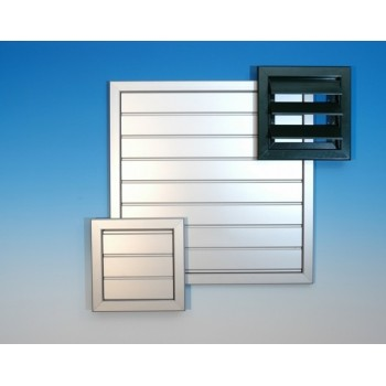 GAVO 12-2121 AA Ventilation grid 205x205mm Ventilation Grids