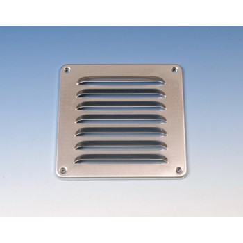 GAVO 1-1616 A Ventilation grid 155x155mm Alu Ventilation Grids