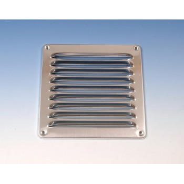 GAVO 1-2020 A Ventilation grid 195x195 Alu Ironmongery