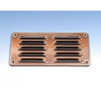 GAVO 1-2211 I Ventilation grid 215x105mm Inox Ventilation Grids