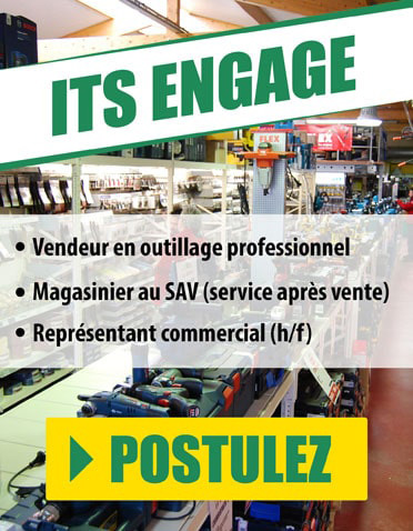 emplois outillage bruxelles its